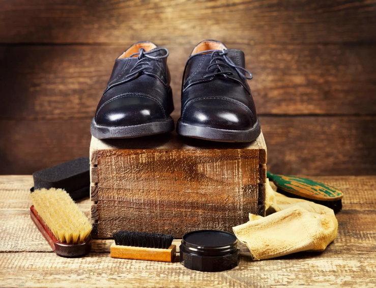 Doe-het-zelf-materiaal-schoenreparatie