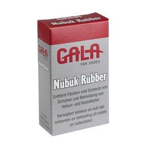 Nubuck rubber