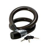 Python kabelslot 25 mm x 100 cm dikke stalen draad
